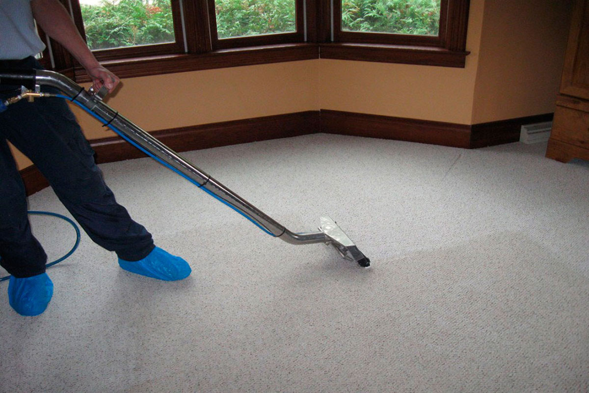 Heavy Duty Commercial Carpet Cleaning
